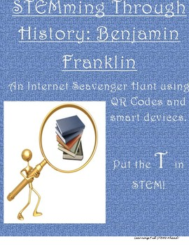 STEMming Through History: Benjamin Franklin, An Internet Scavenger Hunt