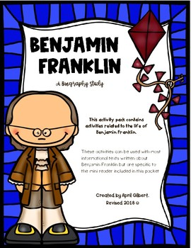 Benjamin Franklin Biography Study