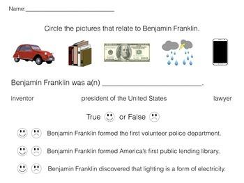 Benjamin Franklin Book