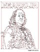 Benjamin Franklin Extreme Dot to Dot / Connect the Dots