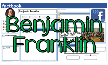 Benjamin Franklin Facebook