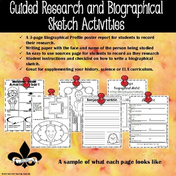 Benjamin Franklin Guided Research Activity