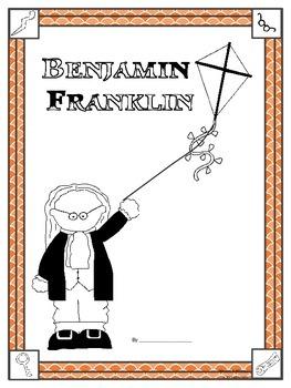 Benjamin Franklin -  Lapbook or Interactive Workbook
