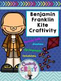 Benjamin Franklin Kite Craftivity