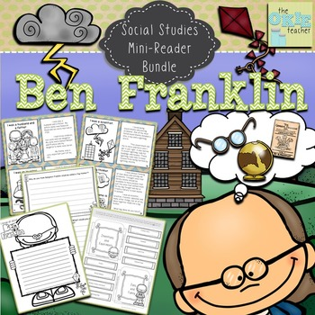 Benjamin Franklin Mini-Reader Bundle