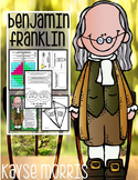 Benjamin Franklin Activities, Close Reading, Crafts and More