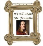 Benjamin Franklin Nonfiction Reading Unit w/ Common Core A