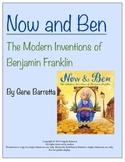 Benjamin Franklin Now and Ben Book