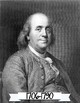 Benjamin Franklin Portrait and Anchor Chart Poster - Famou