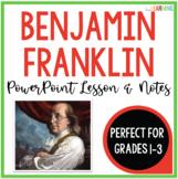 Benjamin Franklin PowerPoint Lesson