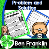 Benjamin Franklin Problem and Solution Reading Passage