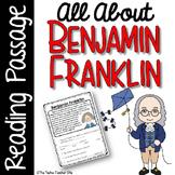 Benjamin Franklin Reading Passage