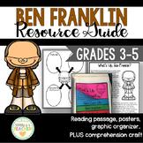 Benjamin Franklin - Reading/Writing Integration & Craft {Upper Grades}