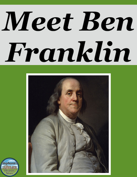 Benjamin Franklin Reading and Creative Activities