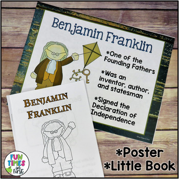 Benjamin Franklin {Resources to Support Research}