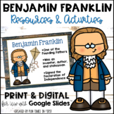 Benjamin Franklin Activities (First Grade)