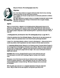 "Benjamin Franklin ""The Autobiography"" Lesson"