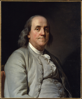 Benjamin Franklin: The Face Behind the Hundred