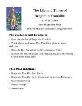 Benjamin Franklin Unit