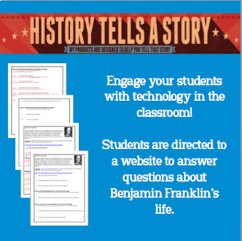 Benjamin Franklin:  Web-Based Questions
