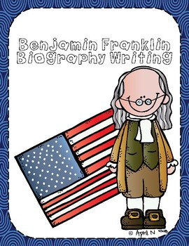 Benjamin Franklin Writing Tab Book
