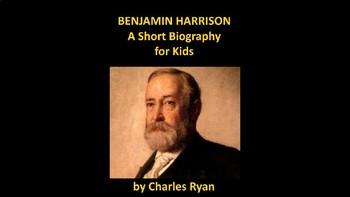 Benjamin Harrison PowerPoint and Review Quiz