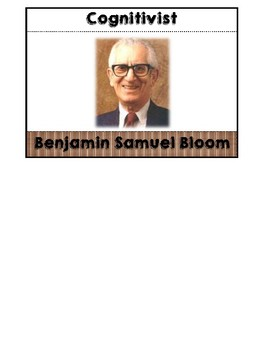 Psychologist Benjamín S. Bloom Flipbook