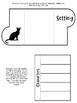 Benjamin West and his cat Grimalkin. Lapbook. Book Study. Interactive Notebook