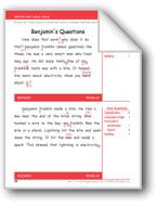 Benjamin's Questions (Gr. 2/Week 20)