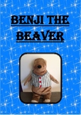 Benji the Beaver - Take Home Literacy Activity