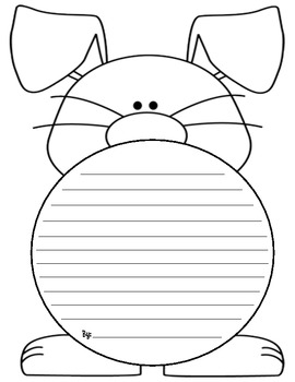 Benny Bunny Poem, Math, and Writing: Add/Subtract on 100 Chart