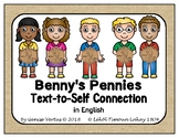 Benny's Pennies: Text-to-Self Connection in English