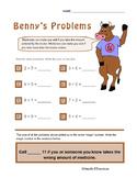 Medication Safety: Benny's Problems