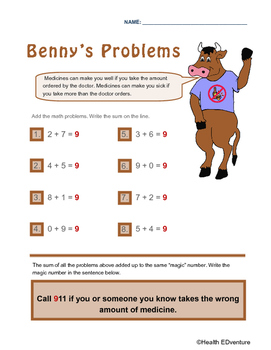 Medication Safety: Benny's Problems