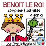 """Centres de littératie - Mots fréquents - Le son """"oi"""" - French Phonics"""