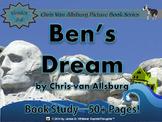 Ben's Dream Chris Van Allsburg Book Study Common Core