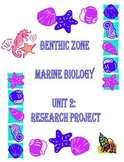 Benthic Biomes Research & Model Project