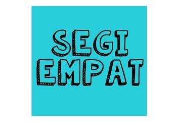 Bentuk Poster - Shapes Poster  (Malay Language)
