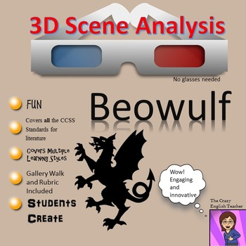 Beowulf: 3D Scene Analysis Project Diorama: Standards Based