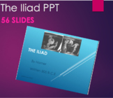 Greeks - The IIliad by Homer PPT