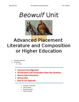 Beowulf AP Literature