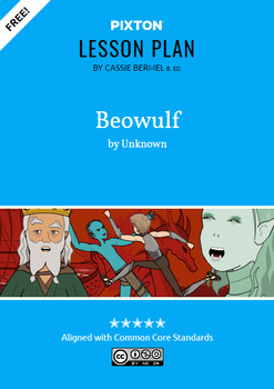 Beowulf Activities: Character Sketch, Major Themes, Types of Conflict
