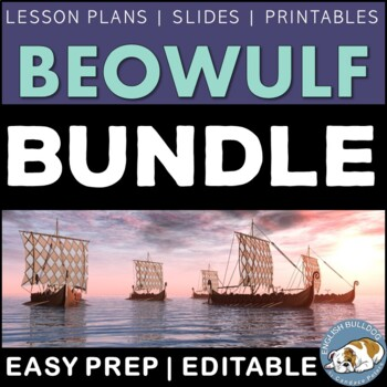 Beowulf Activity Mini Bundle