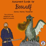 Beowulf Assessment Bundle (Seamus Heaney Translation)