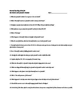 Worksheets Beowulf Worksheets collection of beowulf worksheets sharebrowse worksheet sharebrowse