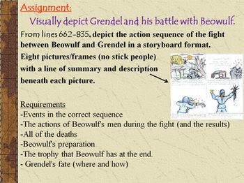 Beowulf Battles
