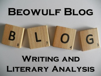 Beowulf Blog Activity-Digital Writing, Reading, & Textual