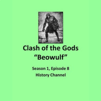 """""""Beowulf"""" - Clash of Gods Season 1, Ep. 8 Viewing Guide"""