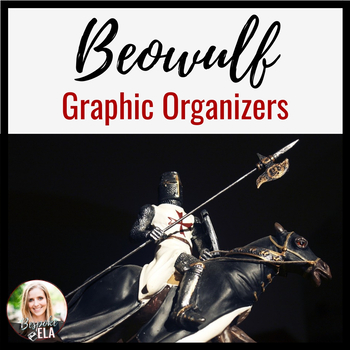 "Beowulf ""Connecting the Dots"" Graphic Organizers"