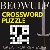 Beowulf Crossword Puzzle for Review. Questions/Clues for each battle